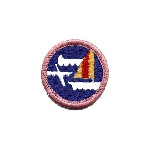 Gg Merit Badge Smooth Sailing