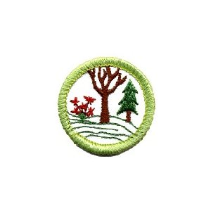 Gg Merit Badge Growing Wild