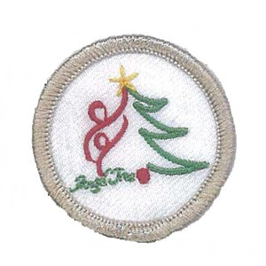 Gg Merit Badge Christmas Ministries