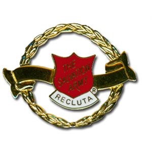 PIN BROOCH RECLUTA (RECRUIT) SPANISH