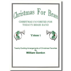 Christmas Favorites for Brass Percussion