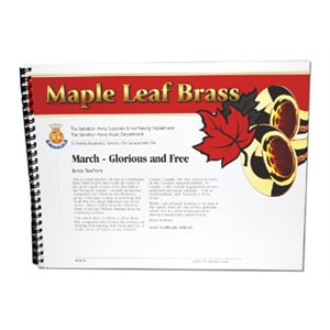 Maple Leaf Brass #10 - March - Glorious and Free