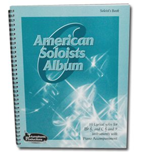 American Soloist #6 Book