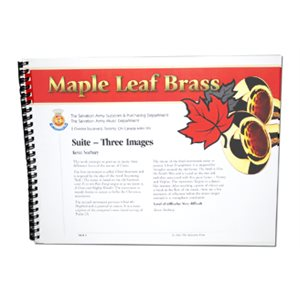 Maple Leaf Brass #5 - Three Images