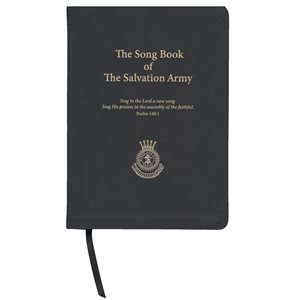 Personal Songbook Faux-Leather Cover