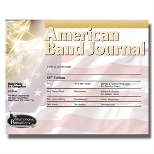 American Band Journal #56 (243-246)