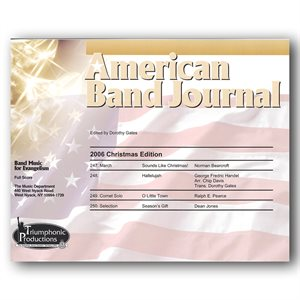 American Band Journal #57 (247-250)