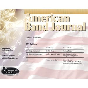 American Band Journal #60 (260-263)