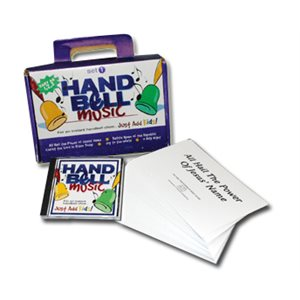 Hand Bell Music Kit with CD