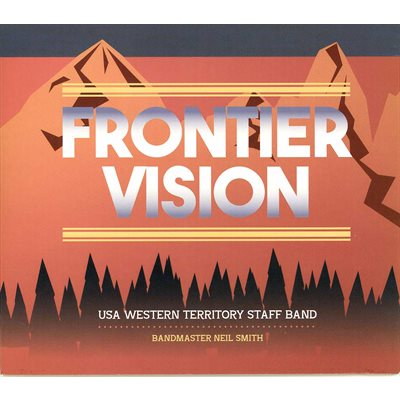 Frontier Vision CD