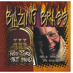 BLAZING BRASS (NYSB)   CD