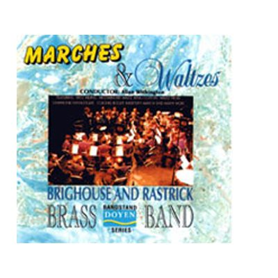 CD MARCHES AND WALTZES B & R BAND