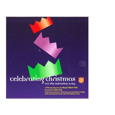 CD CELEBRATING CHRISTMAS