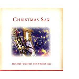 CD CHRISTMAS SAX