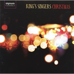 CD KING SINGERS CHRISTMAS
