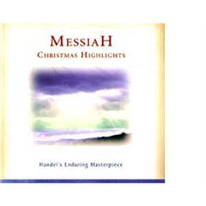 CD MESSIAH CHRISTMAS HIGHLIGHTS