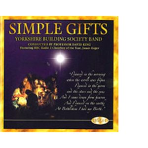 CD SIMPLE GIFTS YBS BAND