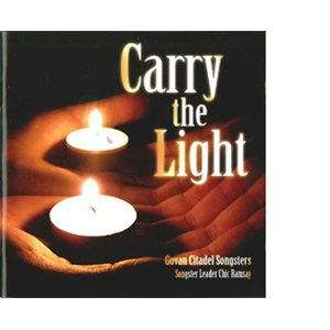 CARRY THE LIGHT CD