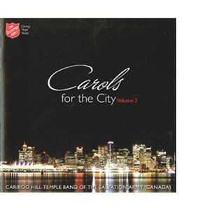 CAROLS FOR THE CITY CARIBOO HILL TEMPLE BAND