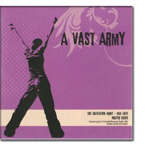 A VAST ARMY (EAST PRAYER SERIES)  CD