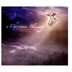CD A CHRISTMAS BLESSING BY AMERSTDAM STAFF BAND