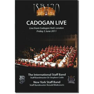 CADOGAN LIVE DVD BY ISB