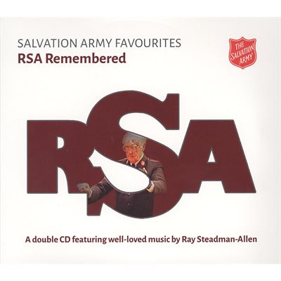 Salvation Army Favorites - RSA Remembered