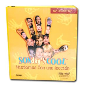 SONDAY SCOOL STORY LESSON YEAR 1 SPANISH DS