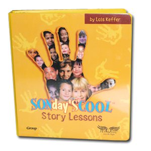 SONDAY SCOOL STORY LESSON YEAR 2 DS