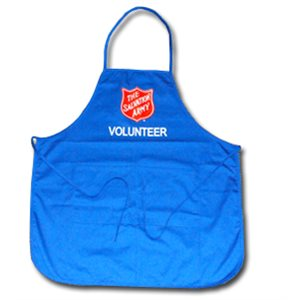 VOLUNTEER SHIELD APRON DS