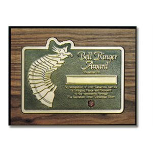 DOVE BELL RINGER AWARD