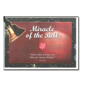 MIRACLE OF THE BELL PLACEMATS disc