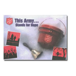 THIS ARMY STANDS FOR HOPE..PLACEMAT disc