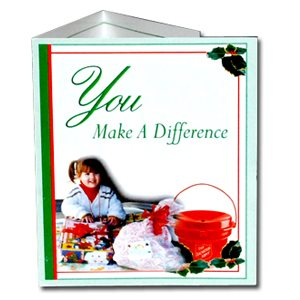 YOU MAKE A DIFFERENCE BOOKLET