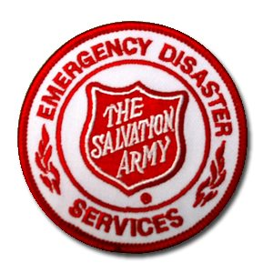 "EMERGENCY DISASTER PATCH 3"" EMBROD"