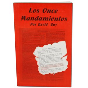 ONCE MANDAMIENTOS (11 COMMAND.