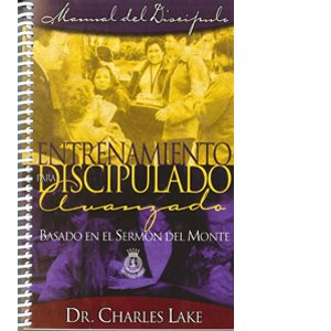 DISCIPLESHIP ADVANCED STUDENT SPANISH