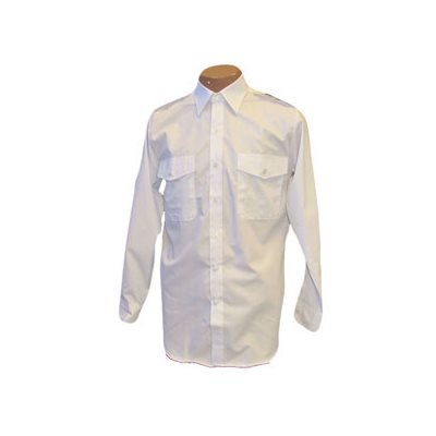 Commander Men's Long Sleeve Uniform Shirt