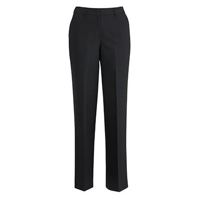 Ladies Wool Blend Slacks - Traditional Fit