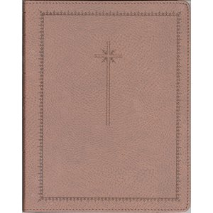 NIV Journal Edition Brown Duo-Tone