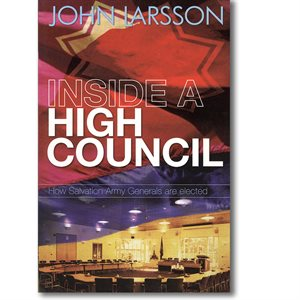 INSIDE A HIGH COUNCIL LARSSON CREST BOOK