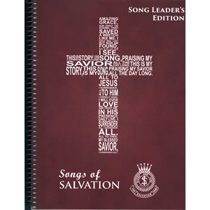 Songs Of Salvation Leader / Guitar Edition
