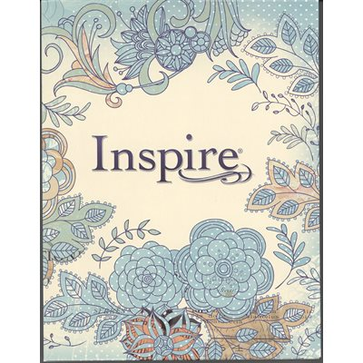 Nlt Inspire Bible For Creative Journaling Soft Cover