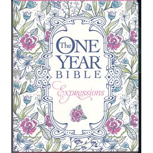 NLT One Year Bible Expressions Soft Cover