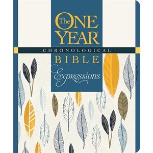 The One Year Chronological Bible: Expressions