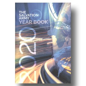 2020 Salvation Army Yearbook