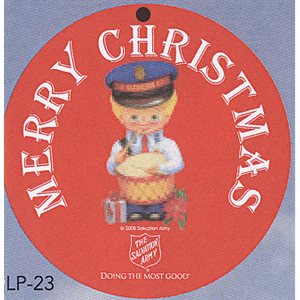 BOY ORNAMENT TAGS