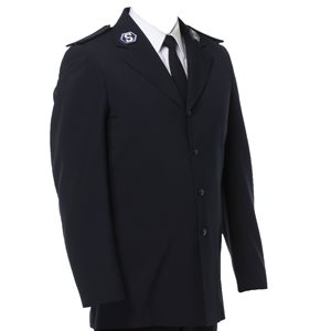 Men's Wool Blend Uniform Tunic