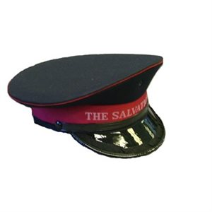 Fitted Officers Cap