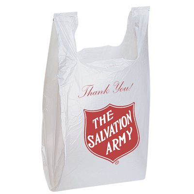 """Thank You"" Bags with Shield"